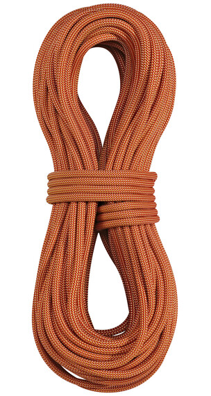 Edelrid Boa Rope 9,8mm/50m red/yellow